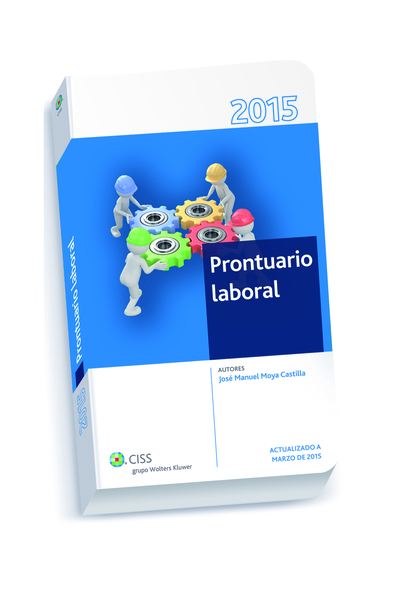 Prontuario laboral 2015