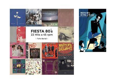 Fiesta 80's «22 Hits a 45 rpm»