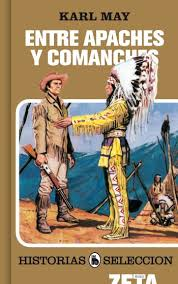 ENTRE APACHES Y COMANCHES (GAL12911136)