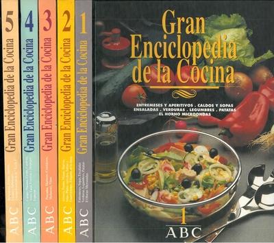 Gran enciclopedia de la cocina gal12912282 for Enciclopedia de cocina pdf