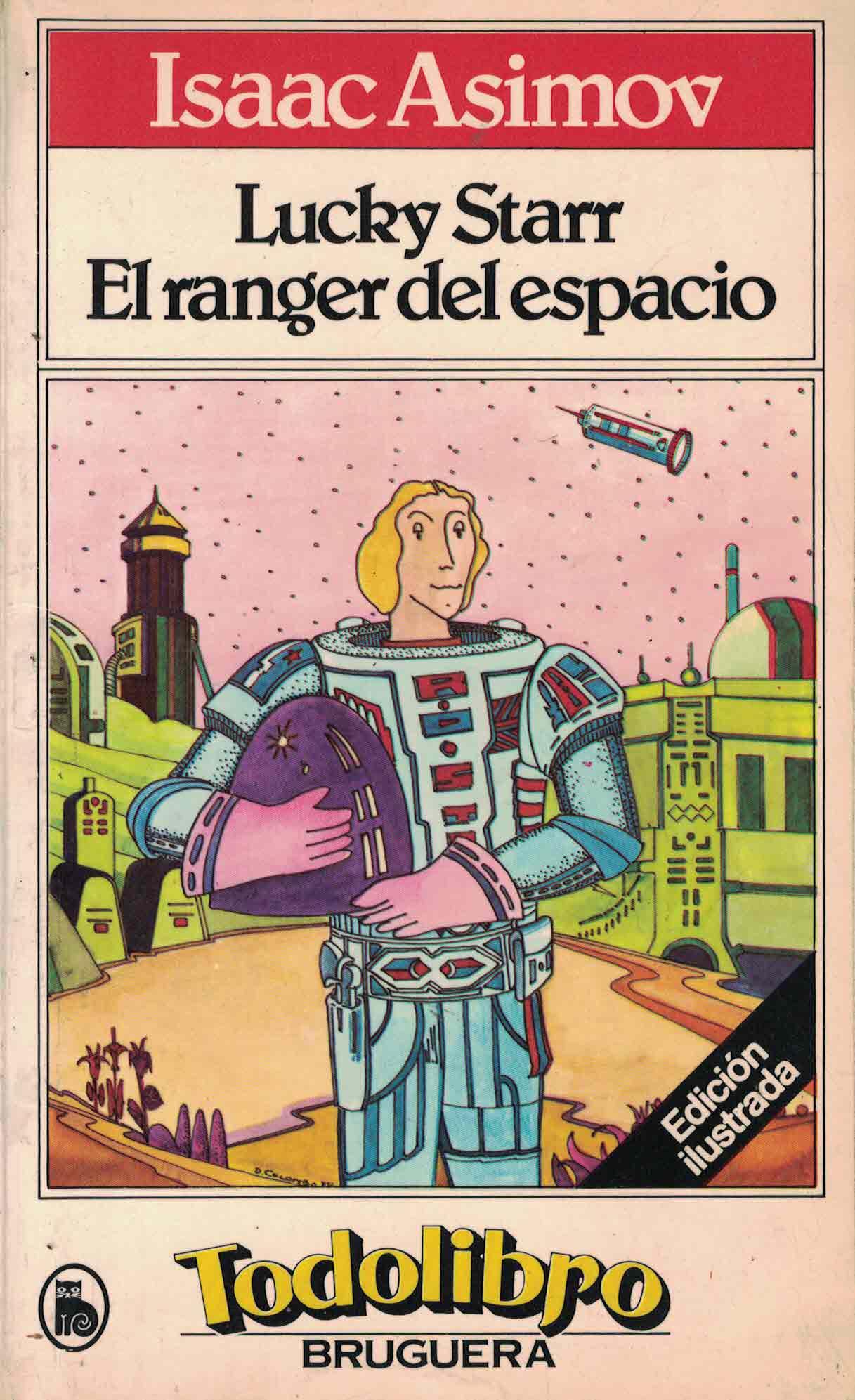 Lucky Starr «El ranger del espacio» : Isaac Asimov ... - photo#22