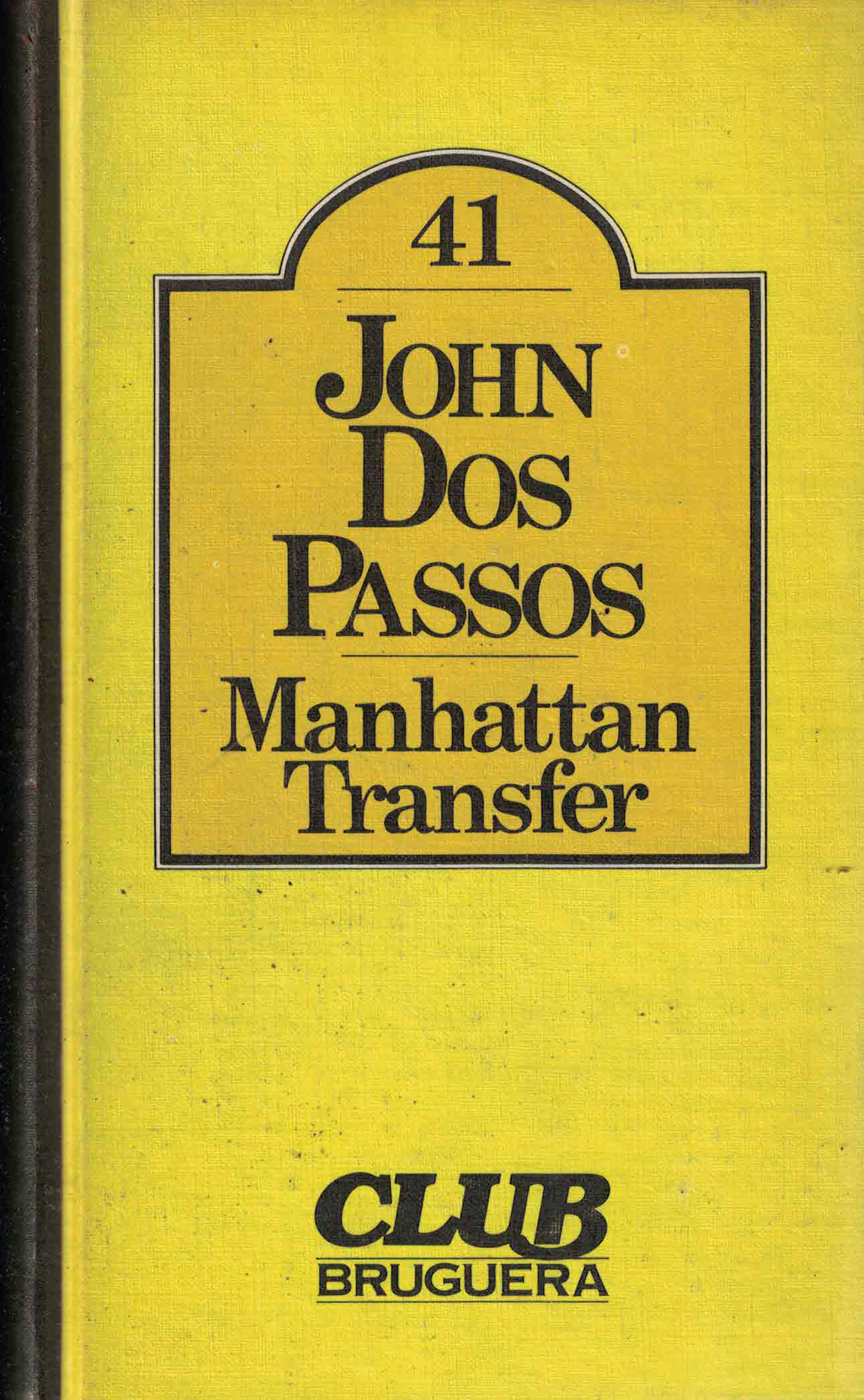 Manhattan Transfer (PAQ9788402075246)