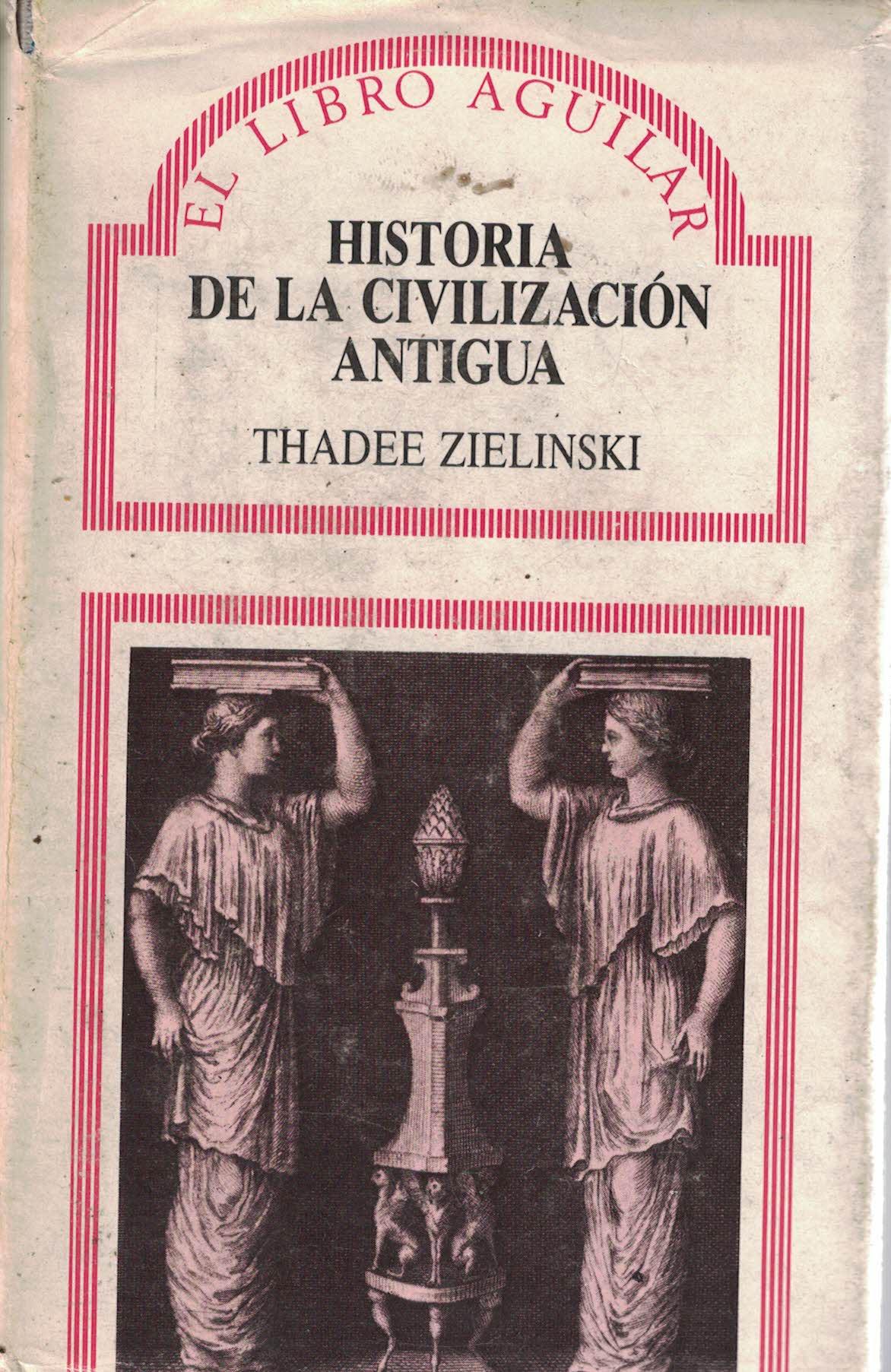 Historia de la civilización antigua