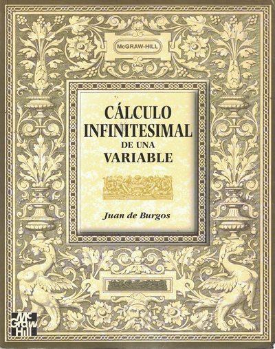 Cálculo infinitesimal de una variable